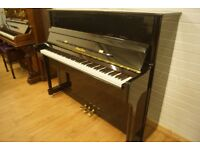 Brand new upright piano - tuned & UK delivery available