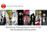 Photographer in Hampshire. Weddings, Portrait, Special occasions.