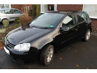 VW Golf Match TDI - Mark V - 2008 - Black
