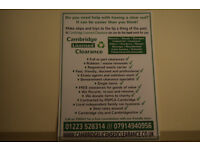 free Council Licensed Scrap metal removal in Cambridge home business office school shops