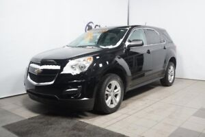 2013 CHEVROLET Equinox FWD TAUX @ 0.9% BLUETOOTH