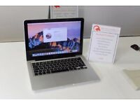 MacBook Pro 13 inch (2011 year), Intel i7 2.7 Ghz, 4 GB Ram, 750 GB Storage + 3 month warranty