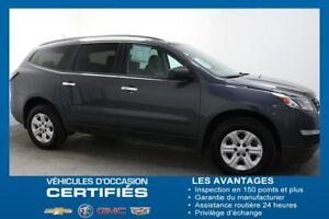 2014 Chevrolet TRAVERSE LS 8 PASSAGERS *CAM.REC ÉCR.TACT*