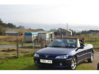 Peugeot 306 Cabriolet/Convertible for sale