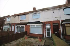2 Bed Mid Terrace, available now, unfurnished.