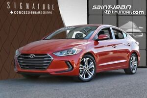 2017 Hyundai Elantra LIMITED ULTIMATE
