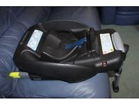 Maxi-Cosi EasyFix Isofix Group 0+ Car Seat Base , great condition