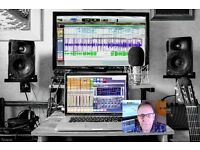 Online session/studio musician