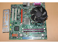 Acer EG31M V1.0 Motherboard + Intel CPU E5300 2.6GHz(With Fan) + 2Gb DDR Memory