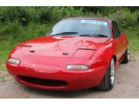 Mazda MX5 eunos 1.6 import