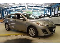 Mazda Mazda3 TS2 [SAT NAV / CRUISE / BLUETOOTH] (storm grey metallic) 2010