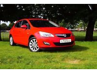2012 vauxhall astra 1.4 petrol ,only 36000 miles ( vosa verified ) , 3 months warranty