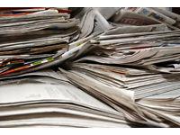 WANTED: Any newspapers - Ammanford, Brynamman, Pontardawe, Ystradgynlais area