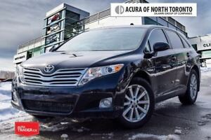 2011 Toyota Venza AWD 6A Accident Free| Back-Up Camera