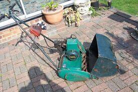 petrol mower for sale qualcast suffolk punch 43sl