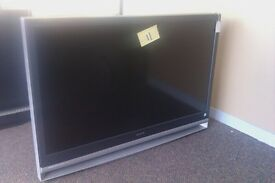 55inch Sony rear projection tv