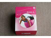 Swiss Ball Kit - Brand New