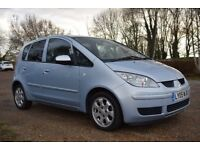 Mitsubishi Colt 1.1 Equippe new engine low milage !!!