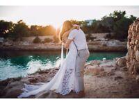 WEDDING PHOTOGRAPHER AVAILABLE!