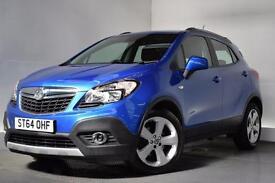 VAUXHALL MOKKA 1.6 EXCLUSIV S/S 5d 113 BHP (blue) 2014