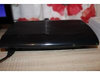 PS3 console 500gb and 15 games