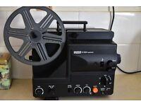 eumig sound projector super 8