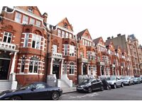 BEAUTIFULLY KEPT ONE DOUBLE BEDROOM FURNISHED FLAT ON EARLS COURT SQUARE WITH A MODERN FINISH