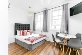 Studio Flat Available from Today, Low deposit