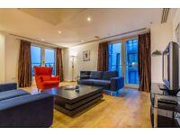 Luxury Three Double Bedroom in Iconic Riverside Development, SE1