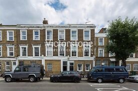 FOUR DOUBLE BEDROOM SPLIT LEVEL FLAT IN A PERIOD PROPERTY