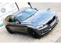 LATE 2012 BMW 3 SERIES 2.0 318D SPORT 141 BHP SALOON *M PERFORMANCE STYLING* ( FINANCE & WARRANTY)
