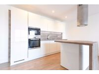 Lock House - A luxurious two bedroom two bathroom new build apartment to rent close to tube station