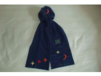 100% cashmere hat & scarf (NEW)