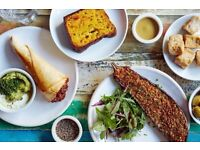 Creative vegetarian chef required to take forward busy Bethnal Green venue