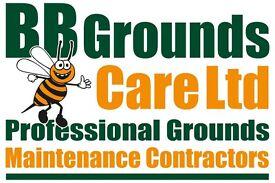 Filipino Landscape Maintenance worker