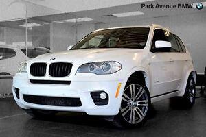 2013 BMW X5 xDrive35i M PERFORMANCE - Mags 20 avec pneus neufs
