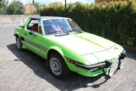 Fiat X1/9, Italy - Early '70s | Mileage: 24.000 For Sale