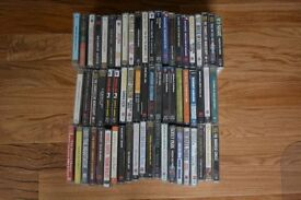 60+ Book Cassettes and cassette player