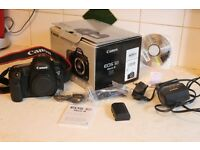 Canon 5D Mark iii DSLR. Boxed with spare battery.
