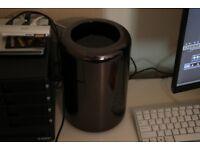 Apple Mac Pro Quad Core 3.7 (Late 2013) upgraded