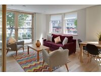 **Luxury Serviced Short Let 2 Bedroom in Lambeth North - All bills, maid service, free wifi incl.*