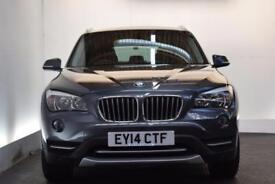 BMW X1 2.0 XDRIVE18D XLINE 5d 141 BHP (grey) 2014