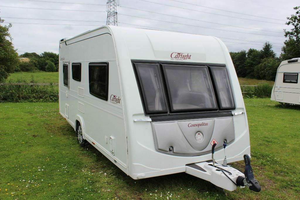 Original Carlight Caravans Are Launching Two New Ranges For 2012 Back In Production After A Gap Of Almost 10 Years, The Caravan Builder That Started In 1932 Is Building A Range Of 238 Metre Wide Continental Models Priced Around &16350,000,