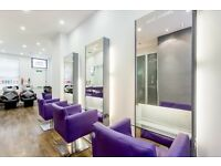 Hairstylist / Hairdresser required employed and rent a chair available / freelance / self-employed