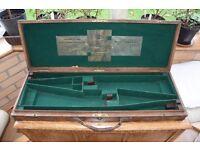 Westley Richards Gun case.