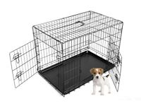 Dog Crate Dog Cage Puppy Training Cage Brand New Various Sizes Free Delivery