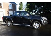 Lovely selection of Isuzu D-Max pick ups in stock.