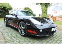 Porsche Cayman S, 2011, 66,500 miles, Manual, 3.4L, Petrol