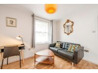 Newly fully refurbished spacious studio flat moments from Baker Street and Marylebone Stations.