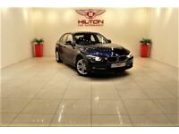BMW 3 SERIES 2.0 320d Sport 4dr NO DEPOSIT NEED - DRIVE AWAY TO (blue) 2012